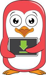Penguin Mascot download