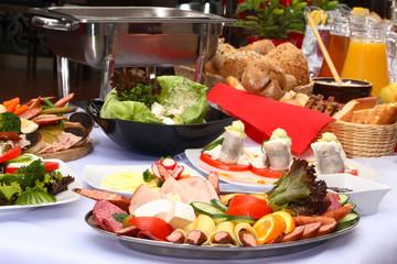 platter of snacks