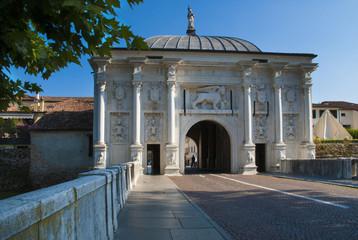 Fotomurales - Treviso, porta san Tommaso