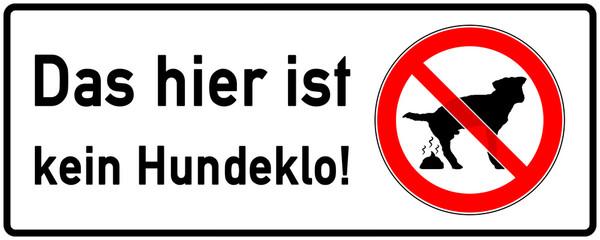 Bilder und Videos suchen: hundeklo