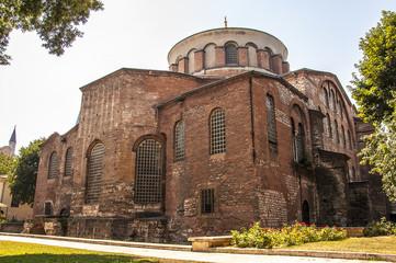 Aya Irini or Hagia Irene Church / Istanbul / Turkey