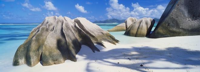 Anse Source D'Argent, La Digue, Seychelles, Africa
