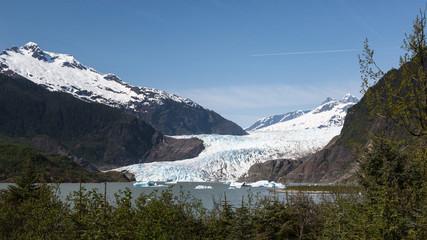 Juneau's Mendenhall Glacier