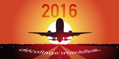 2016_Avion-Decollage