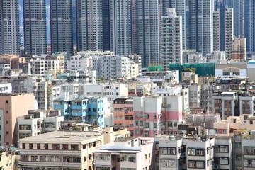Kowloon's Skyline, Hong Kong