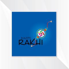 indian festival raksha bandhan concept vector
