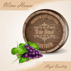wine house red high quality