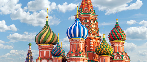 Papiers peints Moscou Moscow. St.Basil Cathedral