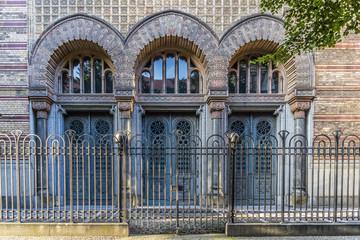 Berlín sinagoga
