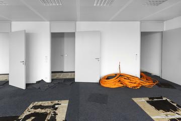 Renovieren Umbau Büro