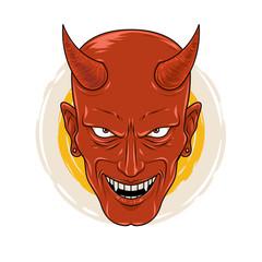the Cruel Smiling Devil