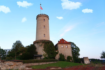 Wall Mural - Sparrenburg in Bielefeld