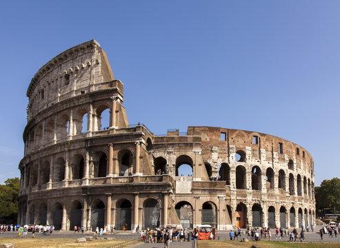 Colosseum, Rome, Lazio