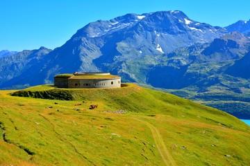 fort de ronce et mont cenis, vallée de la maurienne