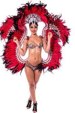 Carnival dancing starting soon.