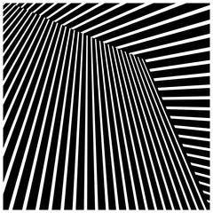 Diagonal lines pattern, vector illustration black abstract backg
