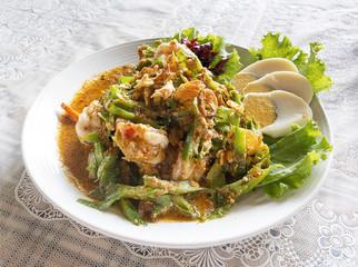thai's wing bean salad