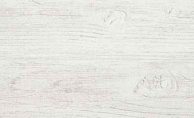 White painted wall fence floor or table surface. Wooden texture