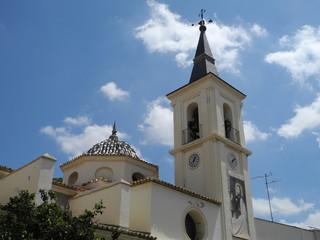 iglesia Santiago,Cartagena
