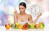 Быстрые диеты за 34 дня стройность