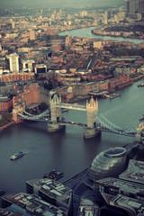 Wall Mural - London aerial