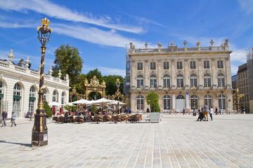 Place Stanislas in Nancy Fototapete
