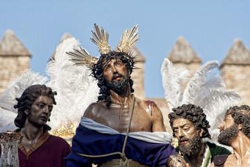 Hermandad de Jesús Despojado, semana santa de Sevilla