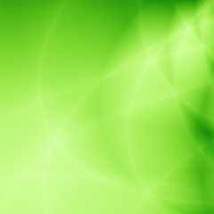 Bright nice green eco pattern background