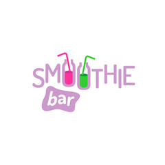 Smoothie text logo