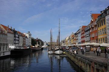 Nyhavn Neuer Hafen