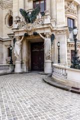 Opera National de Paris (Grand Opera, Garnier Palace). Sculpture