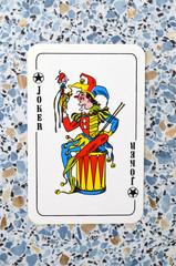 Joker Narr, Spielkarte