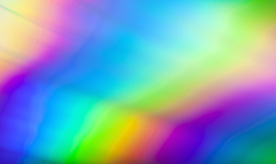 The background color of the rainbow