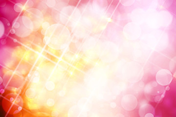 An image of pink tone bokeh background