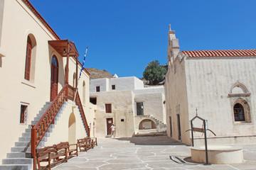 Monastère de Preveli Crète