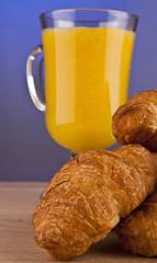 juice croissants