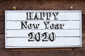 Inspirational message - Happy New Year 2020