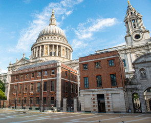 Saint Paul´s Cathedral in London