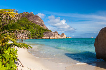Anse Source d'Argent, La Digue - Seychellen