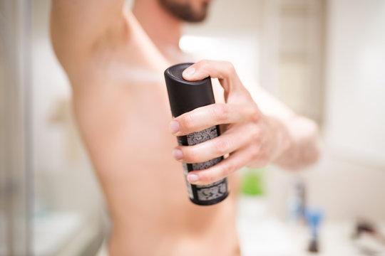 Using antiperspirant is a basis of hygiene