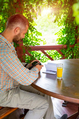 Checking memory images. 