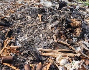 toxic burn trash