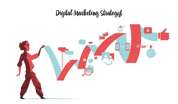 Strategia Marketing Digitale