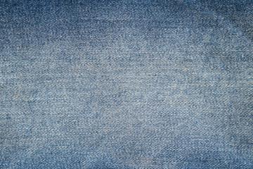 close-up shot of blue denim jeans