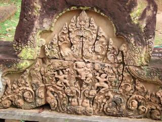 遺跡,カンボジア