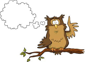 Illumination owl