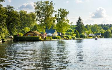 Kleingarten am See