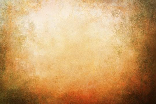 grunge orange background