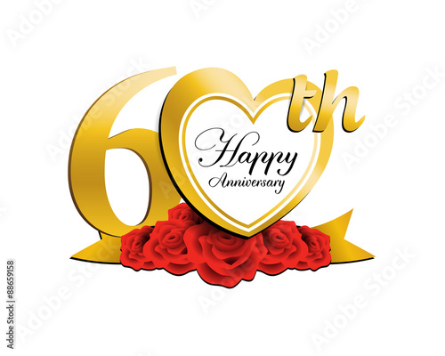 Wedding Anniversary Logo Heart 50 Stock Image And Royalty Free Vector Files On Fotolia Pic 88096021