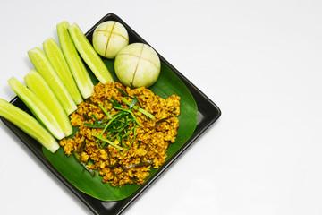 Thai spice curry